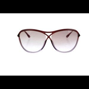 Tom Ford Vicky Ombré Sunglasses